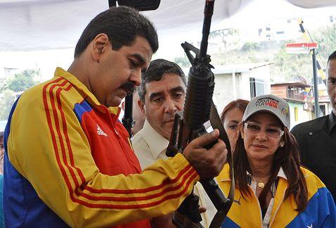 LA OEA COMO MADURO NO SIRVEN PARA NADA Y NO PUEDEN SOLUCIONAR LA CRISIS ENVENEZUELA